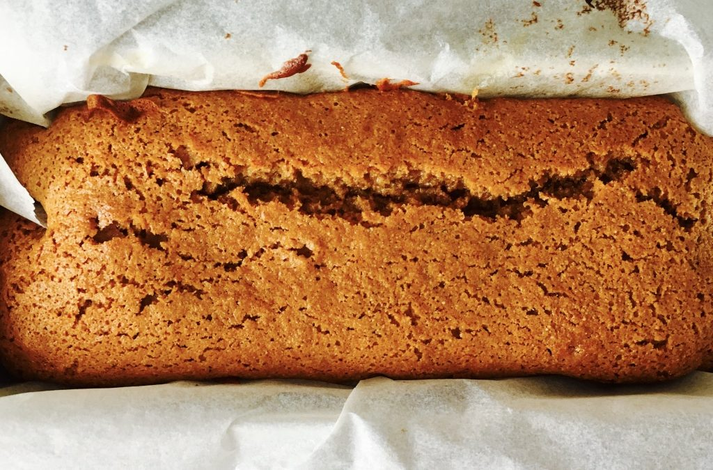 Plantbased gingerbread