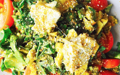 Hearty & Nutritious Salad Recipe