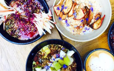Brunch at 26 Grains in London