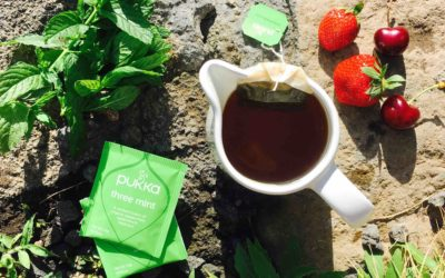 The Benefits of Tea & Herbal Tea During Summer Time