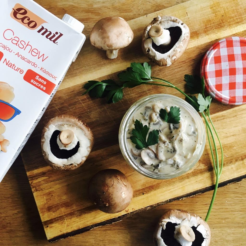 Mushroom Cream