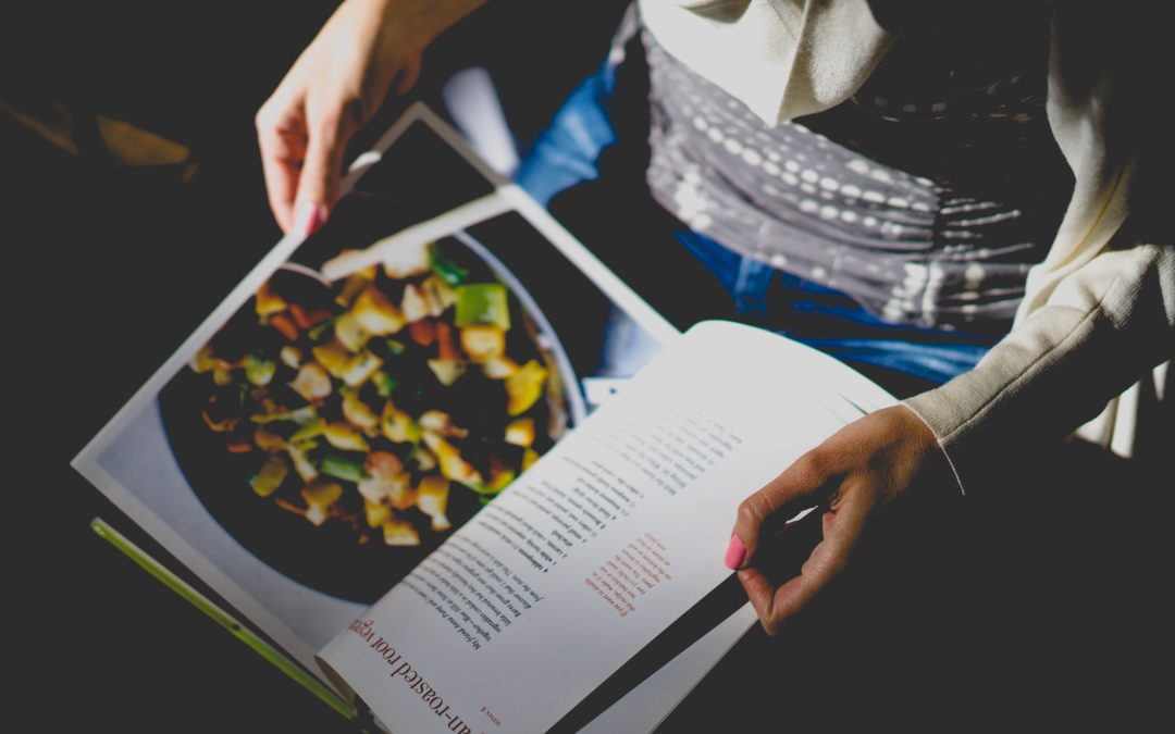 Mes 3 ressources favorites pour trouver de l'inspiration en cuisine