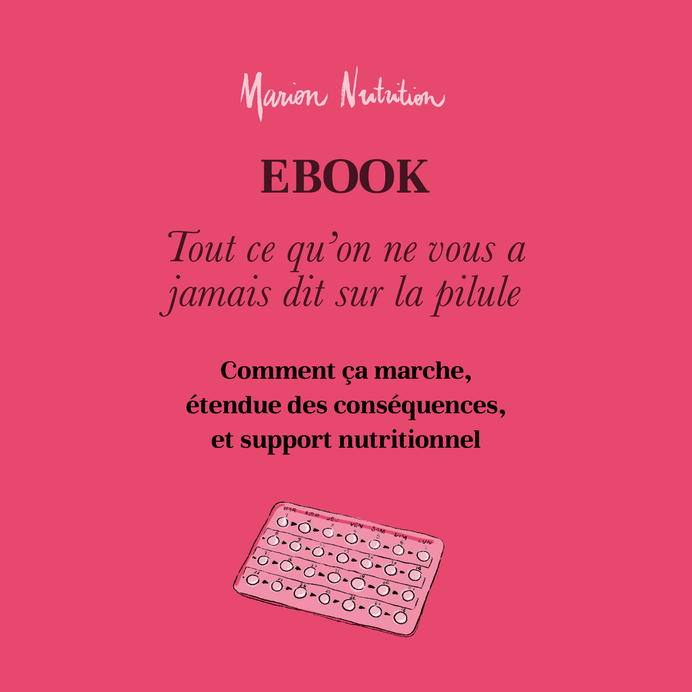Ebook pilule